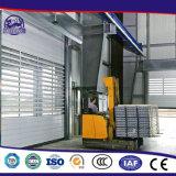 エネルギー効率が良いアルミニウムフレームの速い高速ドア