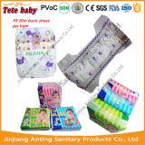 Prix usine de machine de couche-culotte de bébé
