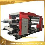 4 Farbe High Speed Non Woven Fabric Flexo-Druckmaschine (NX)
