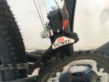 26의 백색 강철 산 자전거