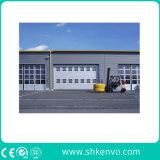 Thermische Isolierhochgeschwindigkeitsrollen-Blendenverschluss-Tür für Kühlhaus