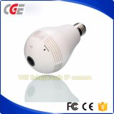 Überwachung-Produkte drahtloser WiFi Kamera-Glühlampe Fisheye IP-Kamera-Monitor das Kamera-Licht E27