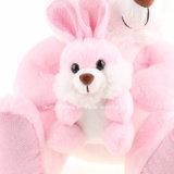 Costume novo do projeto 2017 e presentes macios enchidos dos brinquedos do coelho de Easter do luxuoso