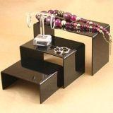 Canalisations verticales acryliques faites sur commande pour le bijou et le Cosmsetics