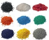 주입 플라스틱을%s 중국 금 제조자 색깔 아BS 은 Masterbatch