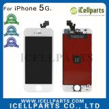 Китай копии экрана мобильного телефона высокого качества ЖК-дисплей для iPhone 5 Белый