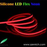 실리콘 바디를 가진 방열 RGB LED 네온 코드 빛