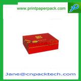 Вина подарка способа коробка плеча изготовленный на заказ упаковывая