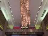 Traliewerk van de Staaf van de Zijwand van het plafond het Lineaire