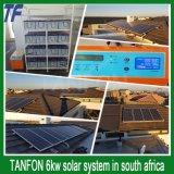 Fuera de la red de 2kw Sistema de energía solar para uso doméstico
