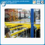 Форма-опалубка бетонной плиты для конструкции крыши