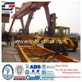 20 pieds semi-automatiques de conteneur de bâti de levage d'écarteur