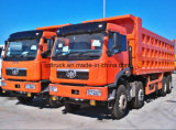 Тележка tipper Axles 8X4 FAW 4/Tipper сброса