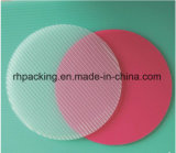 Прозрачный и розовый лист PP пластичный, Correx, Corflute, изготовление Coroplast с умирает вырезывание для предохранения