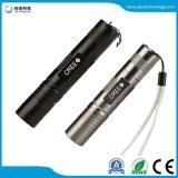 Jfs5un camping 18650 rechargeable Q5 5W alliage en aluminium Mini Lampe torche à LED