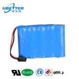 блок батарей 18.5V13ah иона 18650lithium для травокосилки