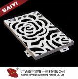 2018hotsale China Fornecedor Moisture-Proof Painel de alumínio decorativas