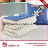 Cuscino di tela di corsa del nuovo cotone di arrivi con la coperta pieghevole