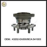 Unidade do rolamento do cubo de roda traseira (43202-EA500) para Nissan