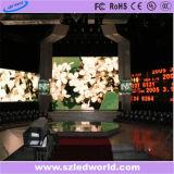 Крытый экран доски индикации СИД полного цвета P3 для рекламировать
