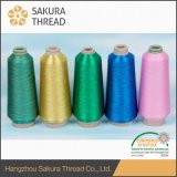 1/35 el poliéster Metallic hilo para tejer alfombras con SGS aprobado