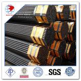 6 pulgadas Sch Std ASTM A106 GR. Tubo de acero inconsútil del carbón de B