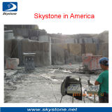Machine de découpage en pierre d'équipement minier pour la carrière de granit