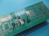 Fr-4 6 Placa PCB multicapa de la capa de oro con la inmersión