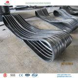 Waterstop de borracha amplamente utilizado/batente concreto da água para o Anti-Escoamento da água na construção