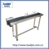 De Transportband van pvc van Leadjet B6 Voor de Machine van de Transportband van de Codage voor de Printer van Inkjet