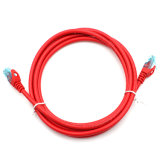 FTP Cat5e Patch Cable en 7 * 0.20mm Bc Lszh