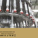 Enchimento de Lavagem Automática Completa Capping 3em 1 máquinas de enchimento de sumo de ananás