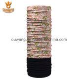 工場卸し売りカスタム印刷の羊毛のバンダナ