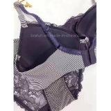 Sujetador de Shapewear de la ropa interior de lujo de las señoras y conjunto atractivos de la ropa interior de Panty