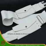 Cinghia comoda di bianco di disegno dell'OEM di alta qualità nuova