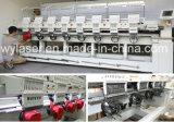 12企業のためのヘッドBead&Sequin Barudan様式の刺繍機械は使用した