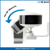 P2P البسيطة داخلي كاميرا IP الرئيسية مع TF / مايكرو SD بطاقة الذاكرة