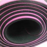 Fabrication en cuir de couvre-tapis de yoga en caoutchouc normal de polyuréthane