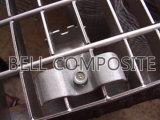 La pièce de //Fixed de clip de FRP M/a fixé le support/fibre de verre