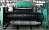 5-8mmの厚さのスリップ防止ハンマーの表面挿入を用いるゴム製牛マット