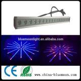 Высокая мощность 18*3 Вт светодиодная подсветка RGB на стену для наружного освещения