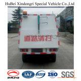 Machine de balayage par route à camion Changan Euro4 à vide