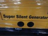 56дба 60дба@7m 50 Гц/60 Гц, 1500об/мин/1800 об/мин дизельного двигателя Super Silent генератора