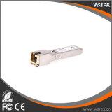 최신 Pluggable 10/100/1000Base-T SFP 자동 감 송수신기 SFP-GE-T-C.