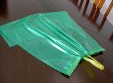 Черный большой мешок отброса с Drawstring для упаковки