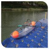 卸し売り中国の二重シートのゆとりの価格の透過カヌーのカヤック
