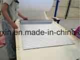 Дверь штарки ролика гаража высокого качества обеспеченностью алюминиевая