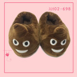 Lady Indoor Lovely Emoji Animal Slippers Shoes Calçado