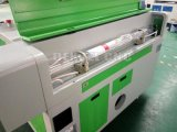 Plastik, Acryl, Leder, Gummi-CNC-CO2 Laser-Engraver und Schnittmeister für Verkauf