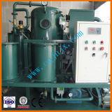 Huile de transformateur de filtration sous vide à deux étages avec une grande précision de la machine